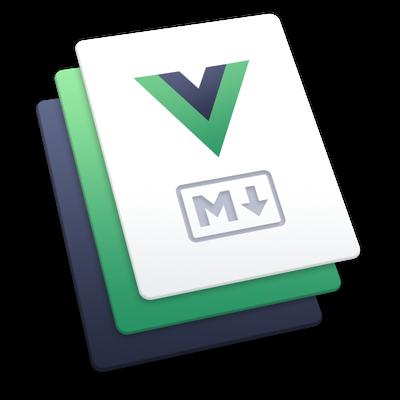 Vuepress logo