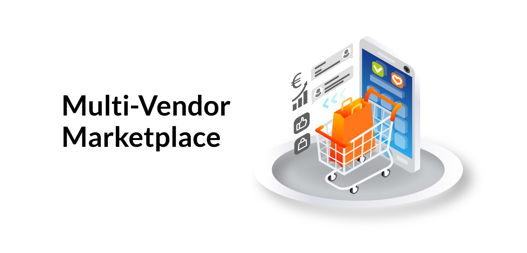 Multi-vendor marketplace