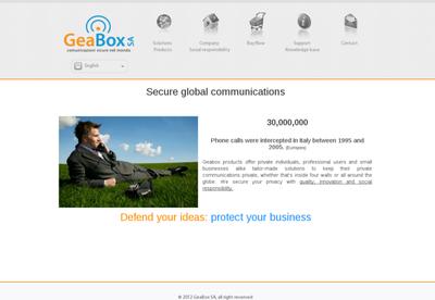 GeaBox Case