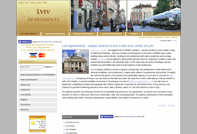 Lviv Apartments - Real Estate Agency
