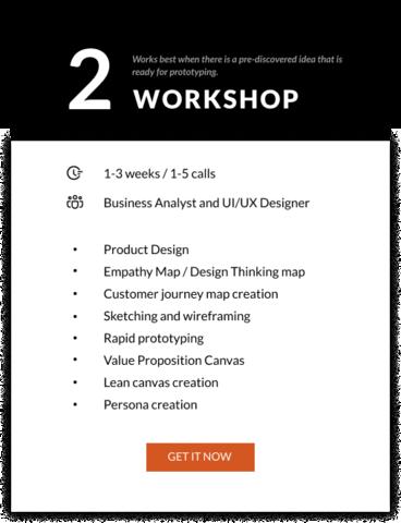Workshop phase