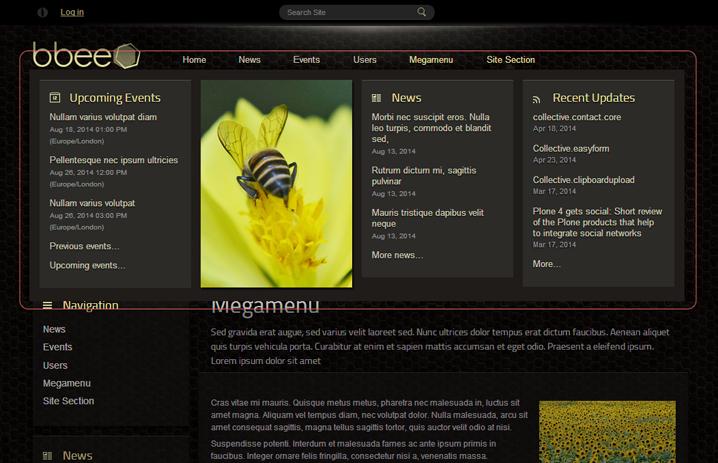 quintagroup.megamenu for Black Bee theme