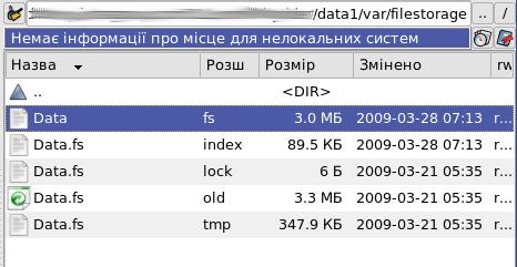 datafs