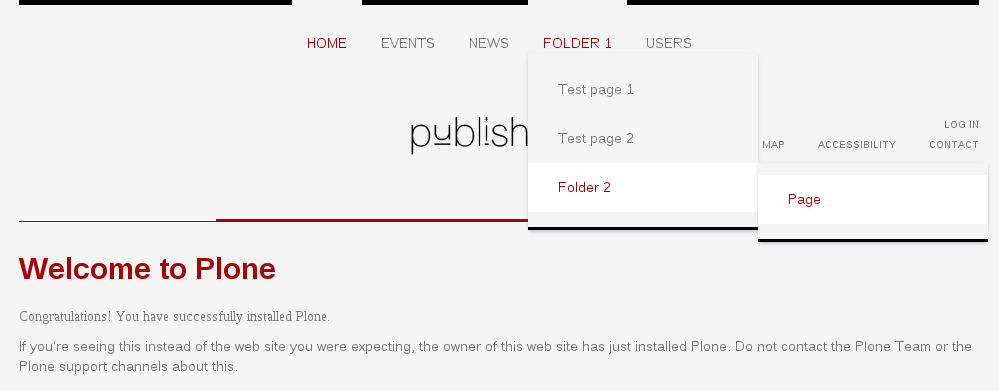 Publisher's Plone 5 theme drop-down.png