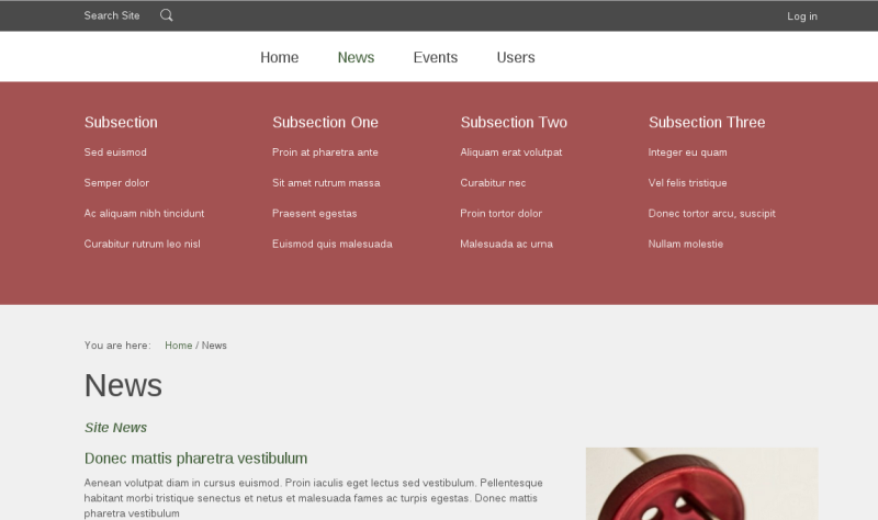 Sliced Plone theme color panel
