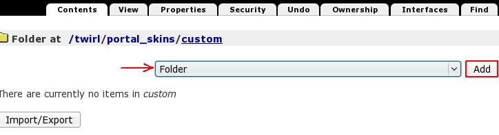 select-folder