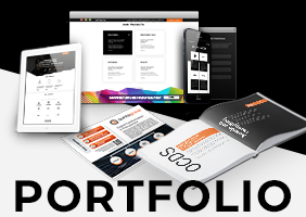 Design portfolio of Quintagroup